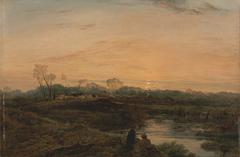 Evening, Bayswater
