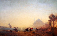 Fantasia at the banks of the Bosphorus