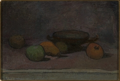 Fruits and bowl