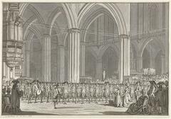 Genootschap Pro Patria in de Nieuwe Kerk, 1786