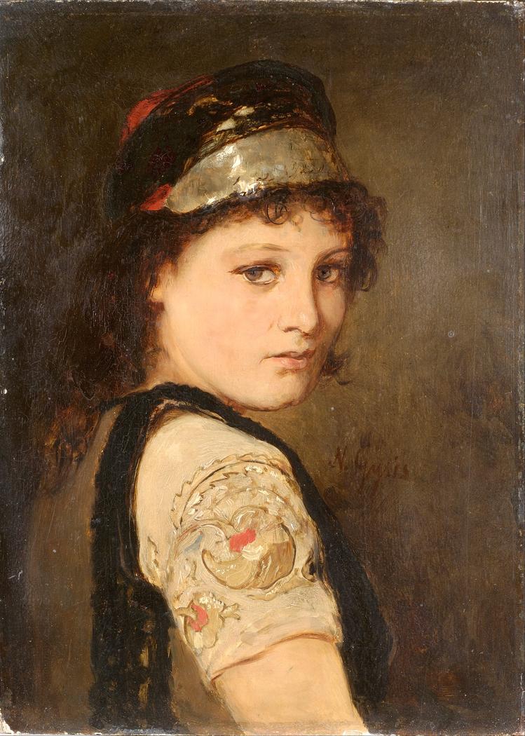 Girl from Megara