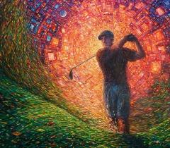 Golfista / Golfer