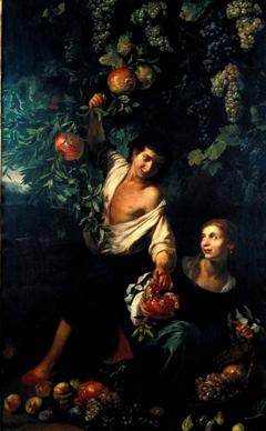 Harvest of Pomegranates