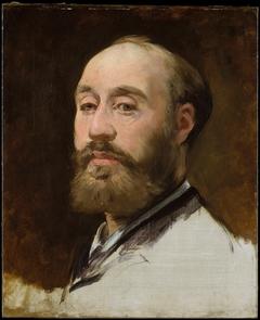 Head of Jean-Baptiste Faure (1830–1914)