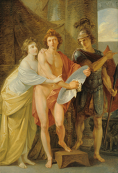 Hector's Farewell to Andromache
