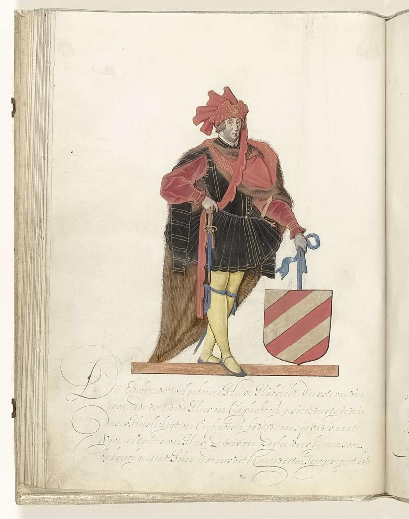Hubrecht, heer van Culemborg