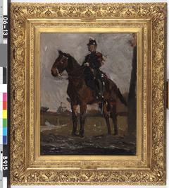 Hussar on Horseback
