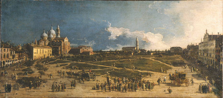 Il Pra della Valle in Padova