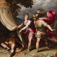 Jaël and Sisera