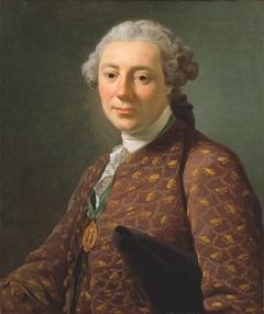 Jean Eric Rehn (1717-1793), architect, Surveyor of the Court