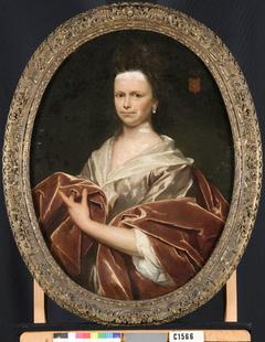 Johanna Maria van Dusseldorp (1677-1740). Echtgenote van