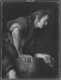 Josef als Traumdeuter (Fragment)