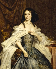 Lady Elizabeth Herbert (née Somerset), Countess of Powis, later Marchioness and (titular) Duchess of Powis (1633/4-1691)