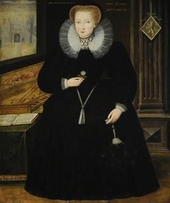 Lady Grace Talbot, Mrs Henry Cavendish (b.1562 – after 1625)