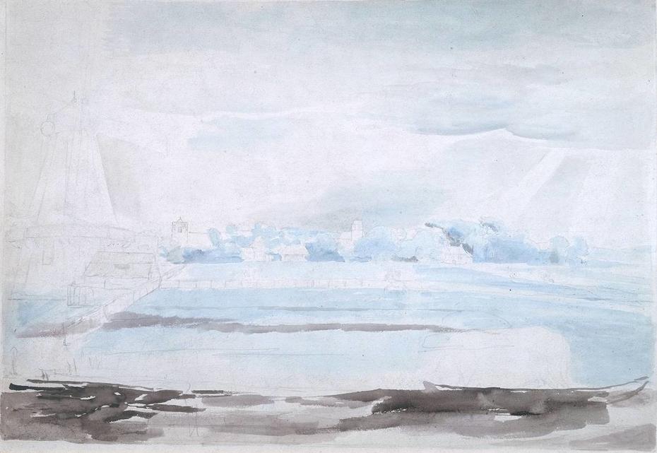 Landscape near Felpham