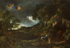Landscape with the Union of Dido and Aeneas