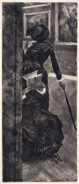 Mary Cassatt at the Louvre: The Paintings Gallery (Mary Cassatt au Louvre: La Peinture)