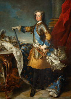 Louis XV, King of France and Navarre