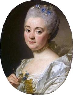 Madame Vien née Marie Thérèse Reboul (1728-1805)