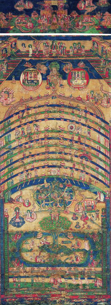 Manichaean Diagram of the Universe