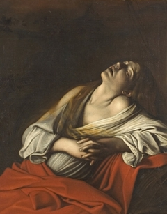 Mary Magdalen in Ecstasy
