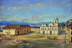 Matriz Colonial de Santos