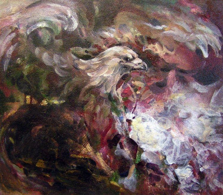 Eagle Awareness (sketch)