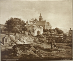 Monastery in a Landscape