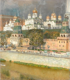 Moscow Kremlin. Cathedrals