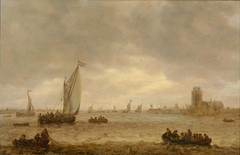 Mouth of the Meuse  (Dordrecht)
