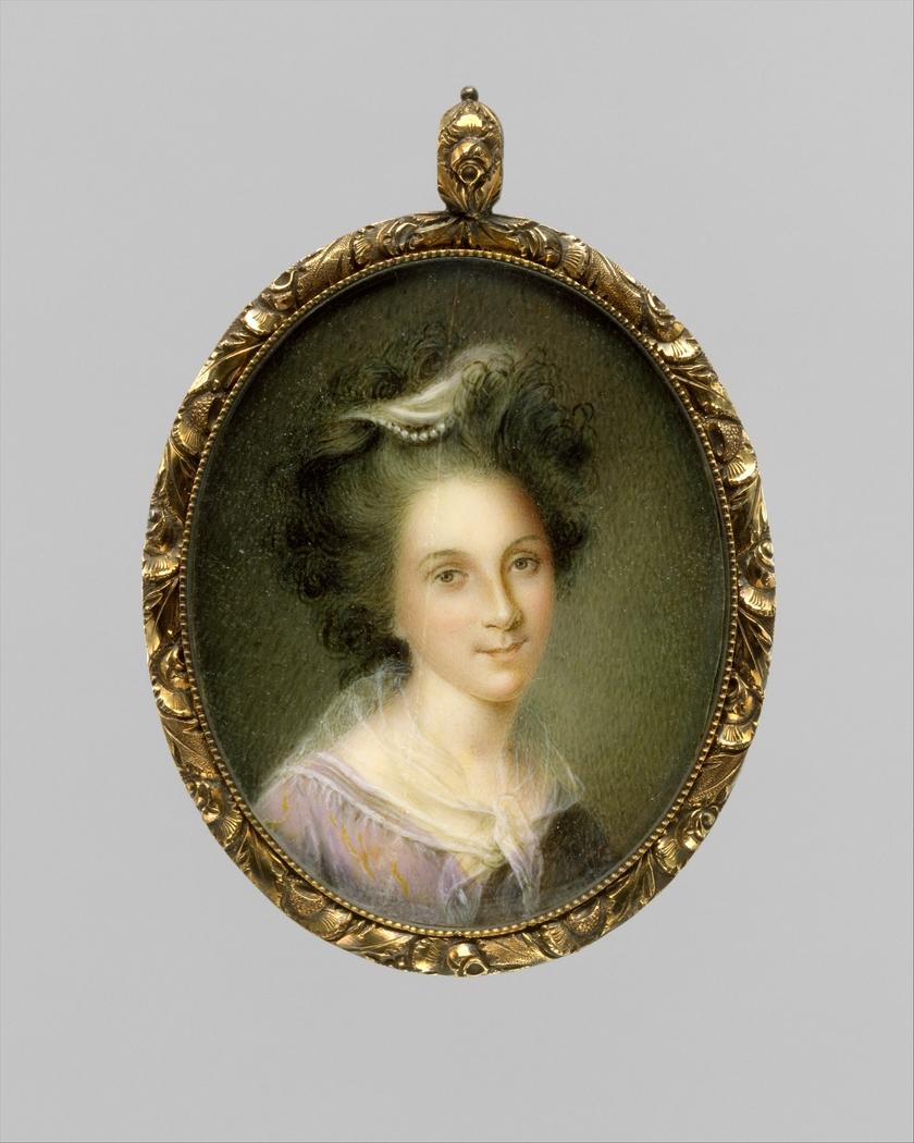 Mrs. Charles Willson Peale (Rachel Brewer)