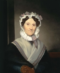 Mrs. Thomas Fuller (Mary Fuller)