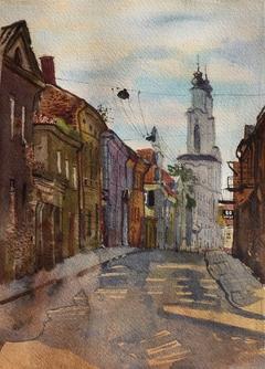 old Kaunas