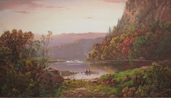On Valley River, Virginia