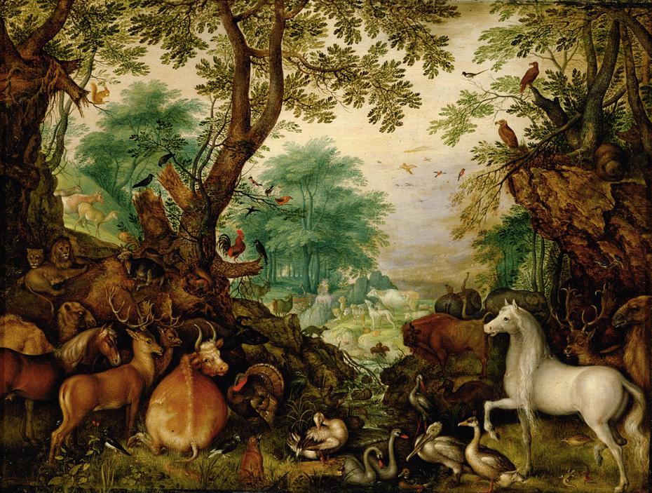 Orpheus unter den Tieren
