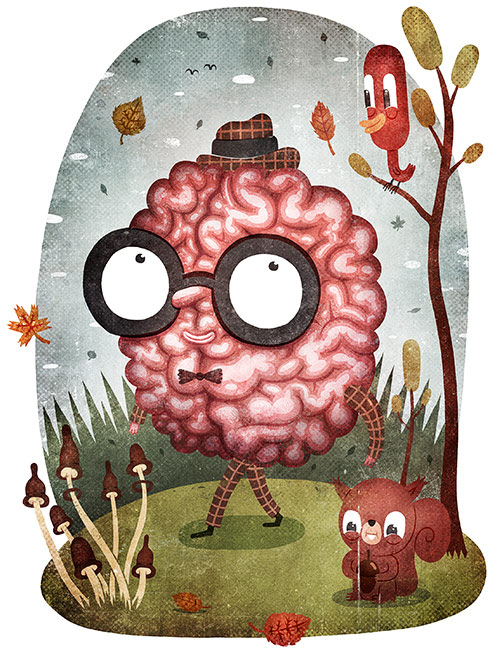 Pamper Your Brain