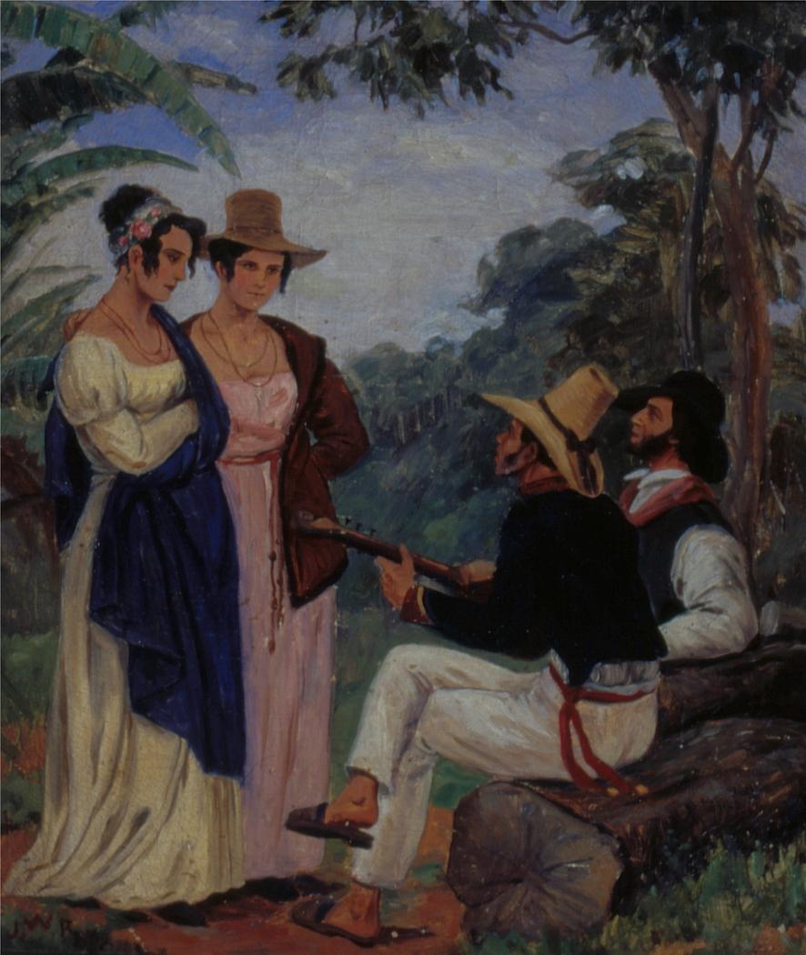 Paulistas Antigos, 1825