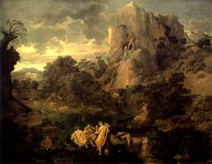 Paysage avec Hercule et Cacus