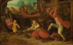 Peasant's Joy (The Expulsion)