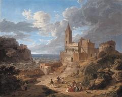 Porto Venere on the Gulf of La Spezia
