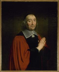 Portrait de Germain Piètre, procureur de la Ville de Paris (1641-1654)