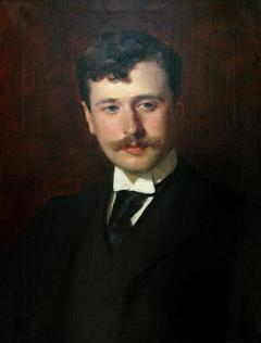 Portrait de l'écrivain Georges Feydeau