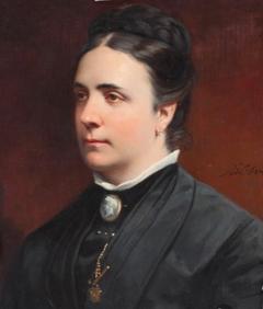 Portrait de Mme Cossé