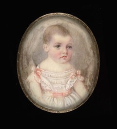 Portrait of a Baby Boy