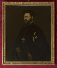 Portrait of a Knight of Malta