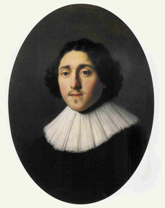Portrait of a man, possibly Harder Rijcksen (na 1600-1637)