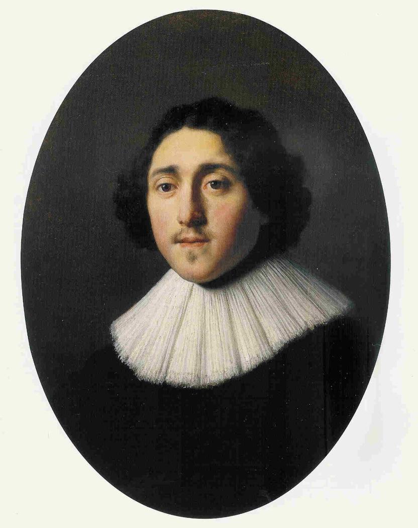 Portrait of a man, possibly Harder Rijcksen (na 1600-1637)