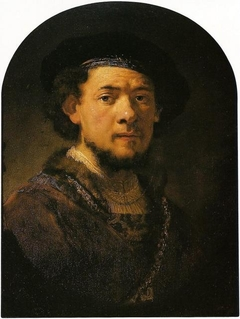 Portrait of a Young Man with a Golden Chain