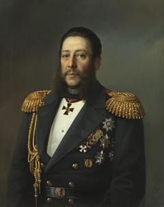Portrait of Admiral N.K. Krabbe