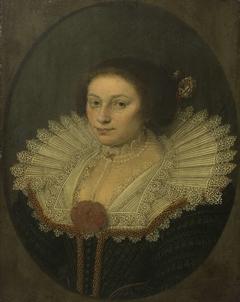 Portrait of Aertje Witsen  (1599-1652)